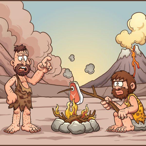 jak ludzie odżywiali się na przestrzeni wieków