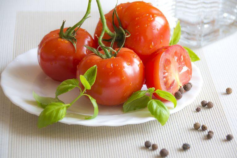 likopen, pomidory