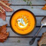 9 przepisów na smaczne zupy kremy