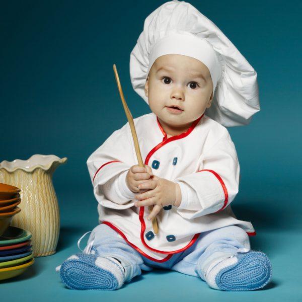 zmiany w diecie u małego dziecka